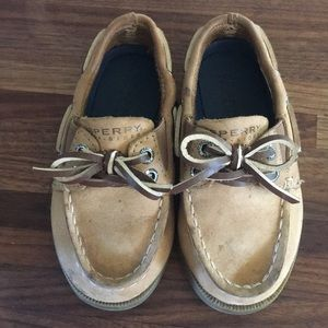 Toddler Sperry Top Sliders